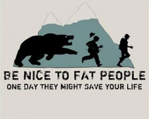 funny-bear-chasing-fat-people