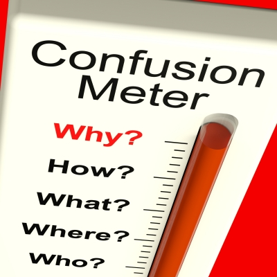 Confusion-meter